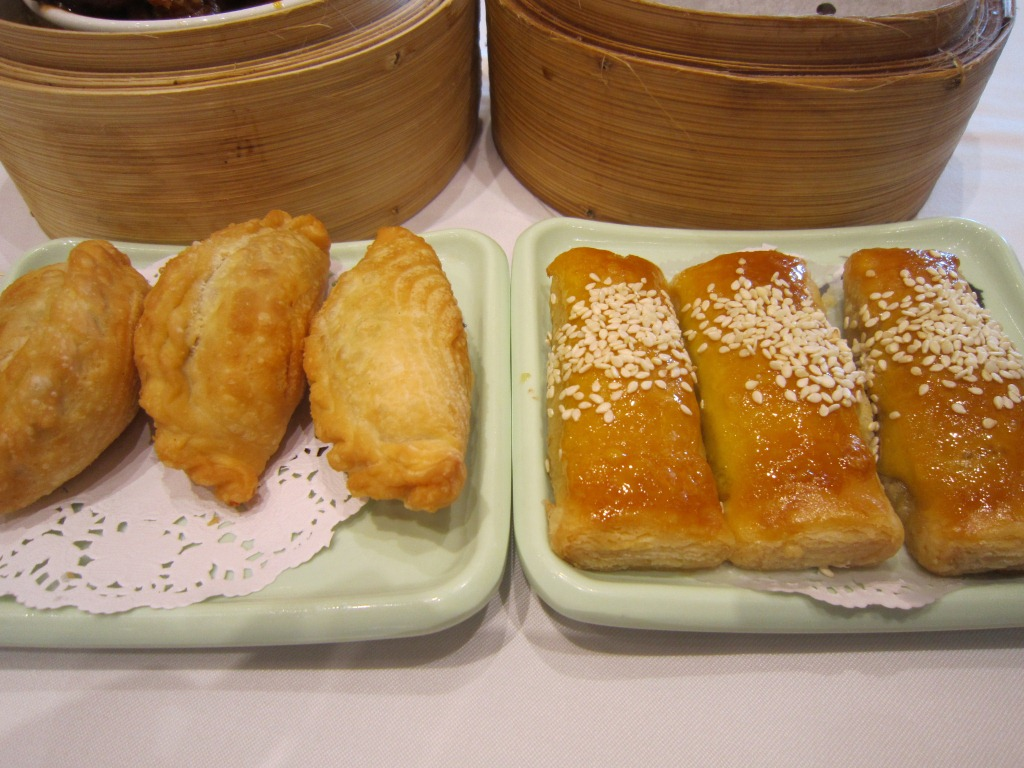 More pastry style dim sum!!!